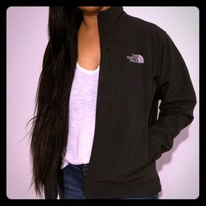 Women' North Face Soft shell Jacket